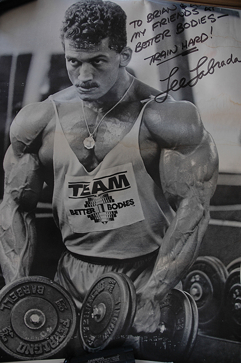 Favorite 1980s bodybuilder forums for Haggar forever new shirts