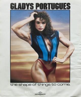Gladys Portugues by John Campos 1985