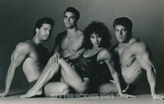 Brian Moss, Ben Rodriguez, Gladys Portugues, Steve Adel