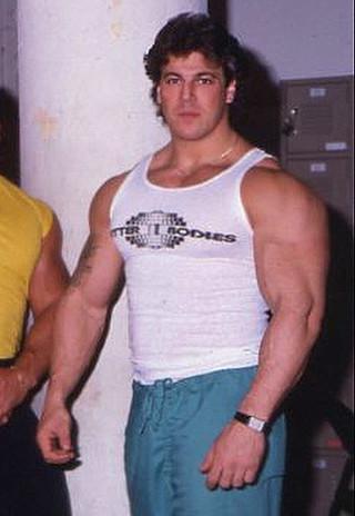 Steve Adell, mid 1980's
